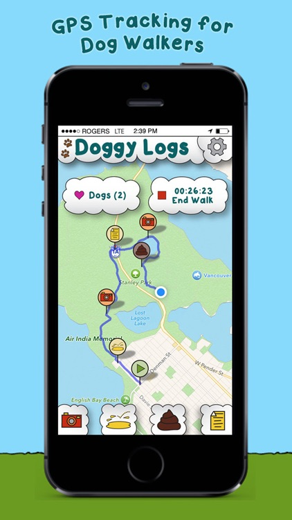 Doggy Logs