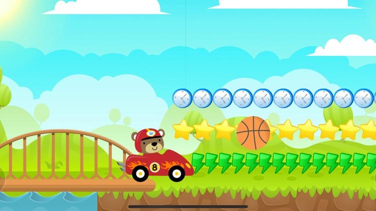 Baby Games: Race Car screenshot-4