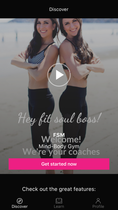 Fit Soul Movement screenshot 2