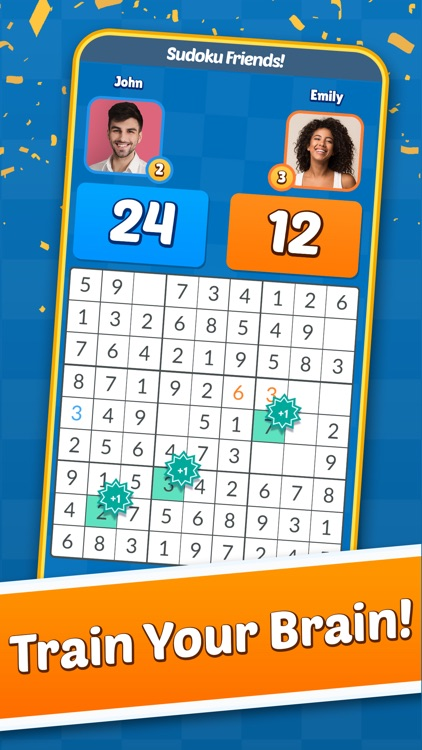 Sudoku Friends screenshot-2