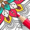 解压游戏:涂色数字填色像素风画画女生游戏