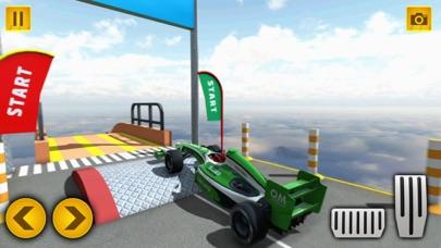 グランド 式 スタント 車 ゲーム メガ ランプ 車 レースのおすすめ画像1