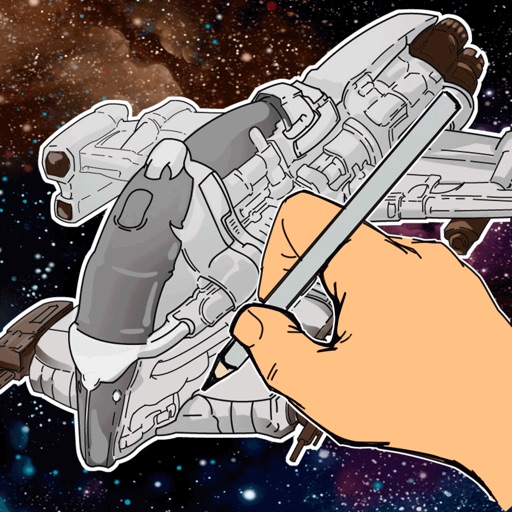 Star Warships & Warriors Draw