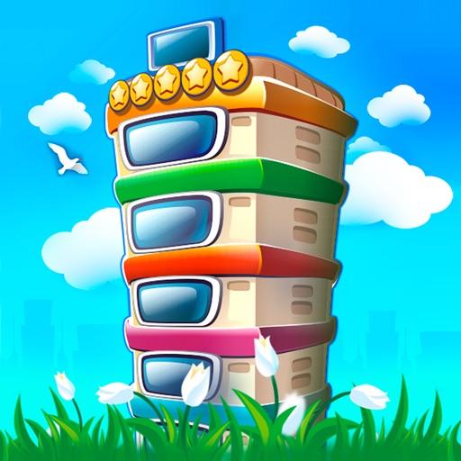 Pocket Tower-Skyscraper Story