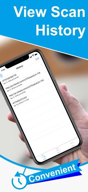 QR Code Reader & QR Scanner on the App Store