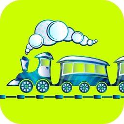 Express Train Game for Toddler