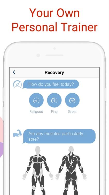 BodBot Personal Trainer screenshot-6