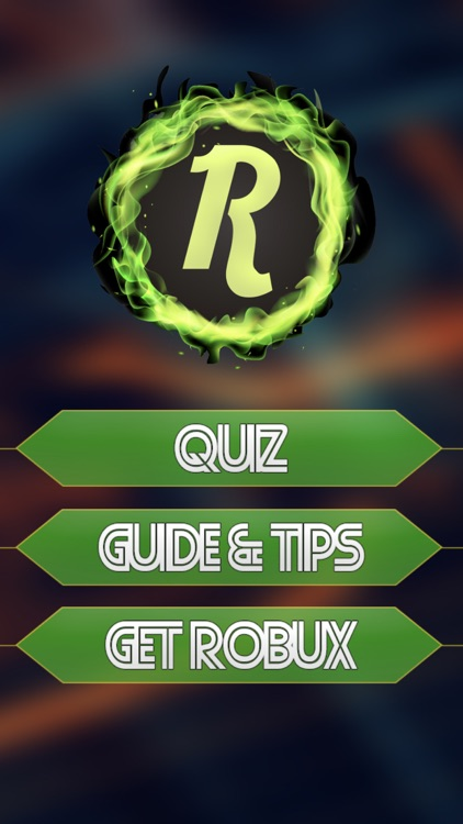RobWin Quiz For Robux