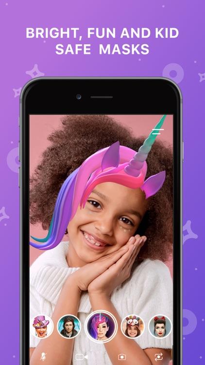 FunCam Kids: AR Selfie Filters