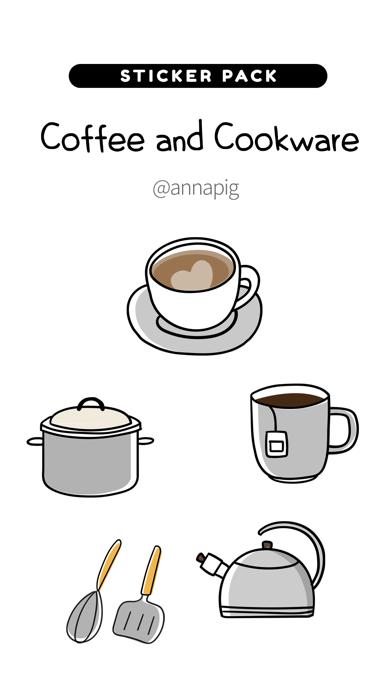 Coffee and Cookware screenshot 1