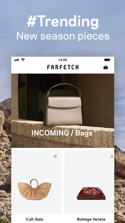 Farfetch: Designer Shopping screenshot-4