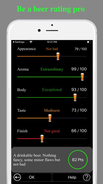 Beerista, the beer tasting app screenshot-3