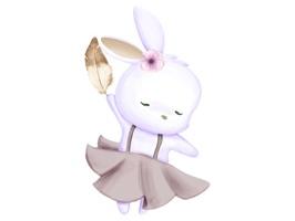 Fairytale Baby Animal Stickers