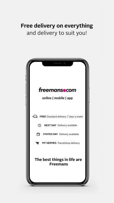 Freemans - Fashion & Home screenshot four