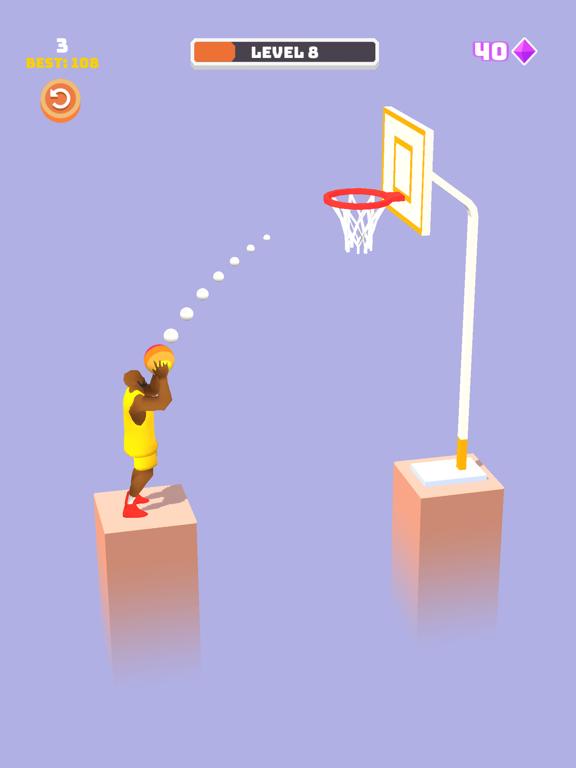 Perfect Dunk 3D screenshot 5