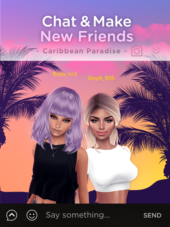 IMVU: 3D Avatar Creator & Chat by IMVU (iOS, United States