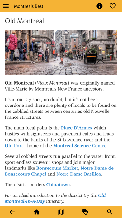 Montreal's Best: Travel Guide screenshot 6