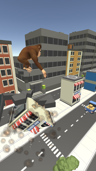 Fury Monkey screenshot 4