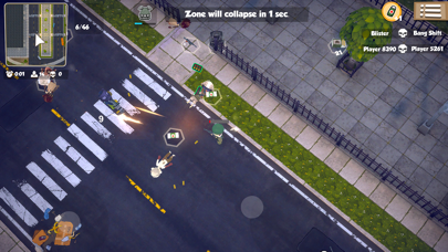 Zombie Islands screenshot two