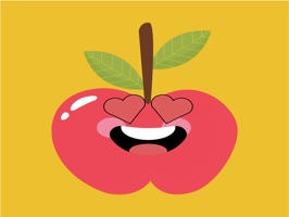 We would like to introduce applemoji funny face sticker for iMessage, It is amazing collection stickers in iPhone and iPad to Chat funny with friends