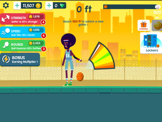 Basketball Orbit - Live Stars screenshot 6