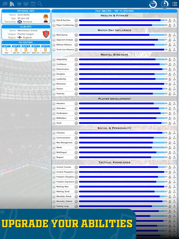 Superstar Football Manager screenshot 10