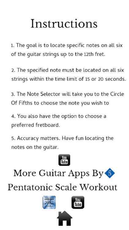 Guitar Note Workout screenshot-3