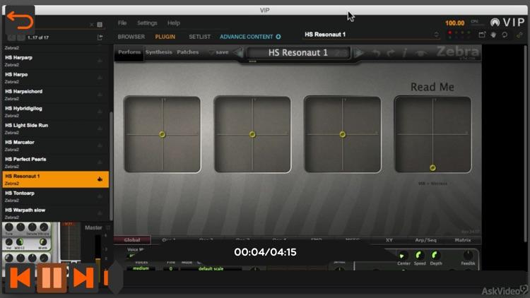 Video Manual For AKAI Advance screenshot-3