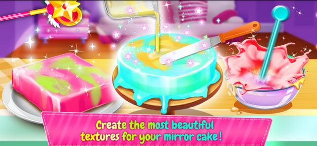 Birthday Cake Design Party 12