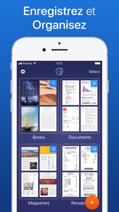 Screenshot for Scanner Pro in Lebanon App Store