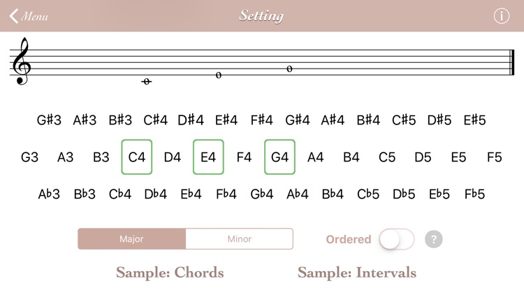Sight Singing Pro - Full screenshot-8