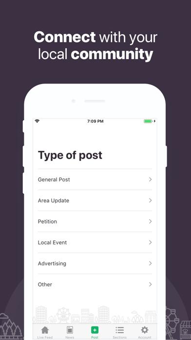 InYourArea - Local News & Info screenshot three