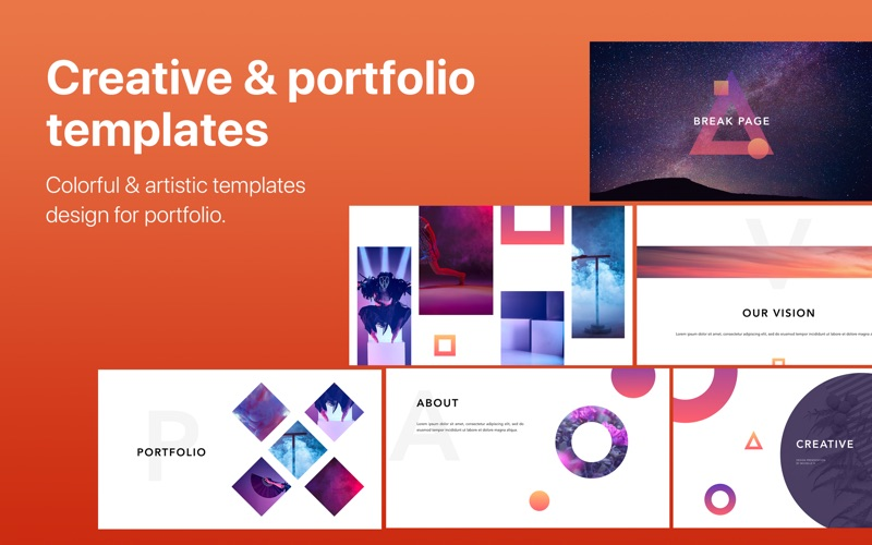 Templates+ for Powerpoint for Mac