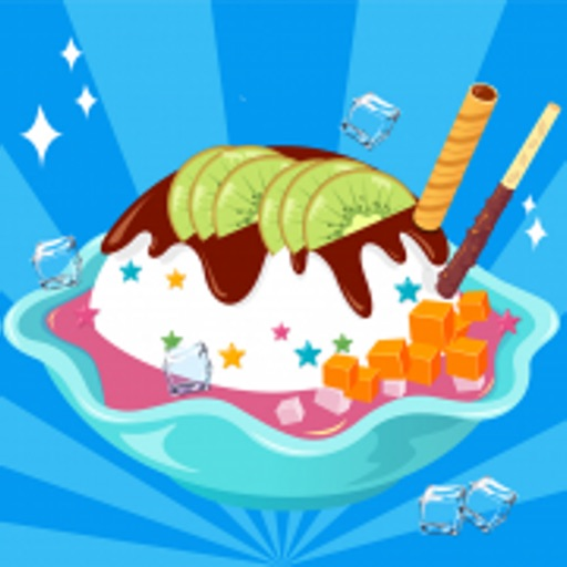 Ice Cream Shop Cooking games