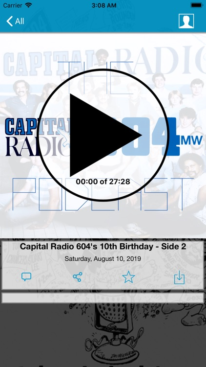 Capital Radio 604 screenshot-2