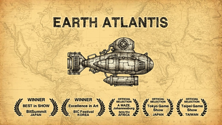 Earth Atlantis screenshot-0