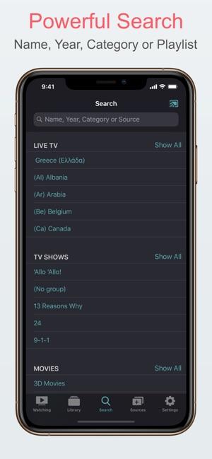 Stream: Watch, Cast Smart IPTV on the App Store