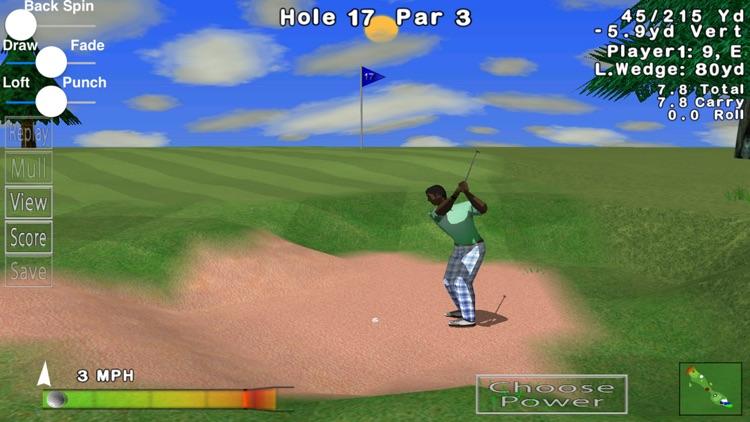 GL Golf Lite screenshot-3