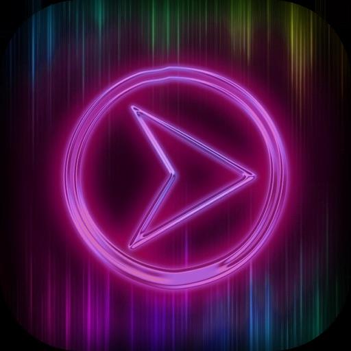 Flying Neon