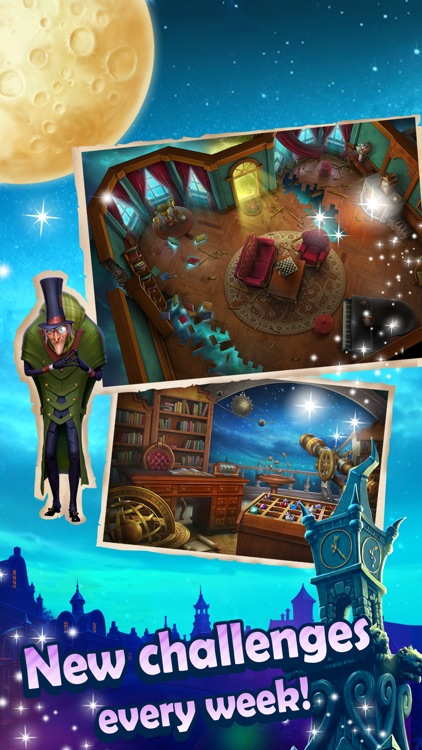 Clockmaker - Match 3 Games screenshot-3