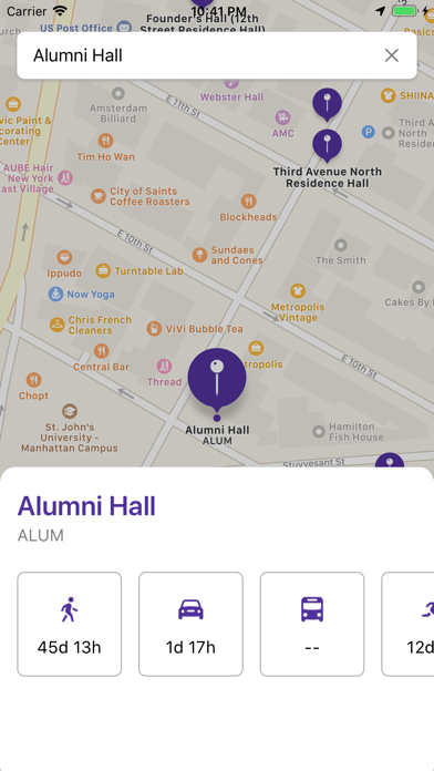 NYU Campus Maps   Apps   148Apps