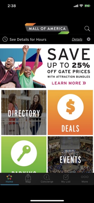 Mall of America - Official on the App Store