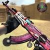 反恐枪战- CS和平精英特工队经典打枪游戏