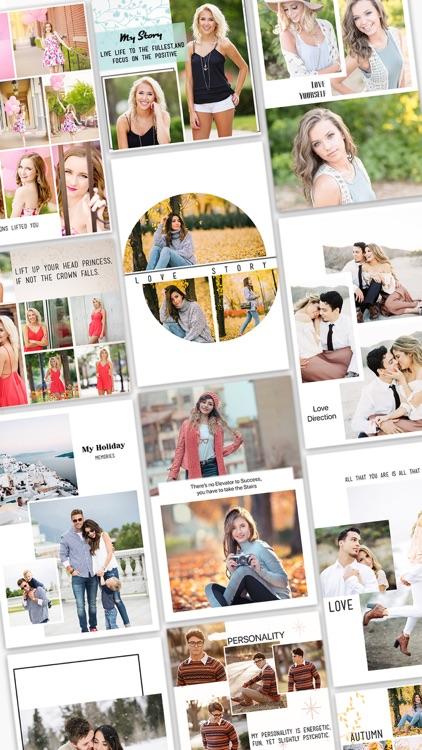Photo Collage Maker PicCollage screenshot-3