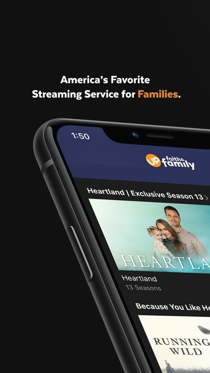 UP Faith & Family screenshot-0
