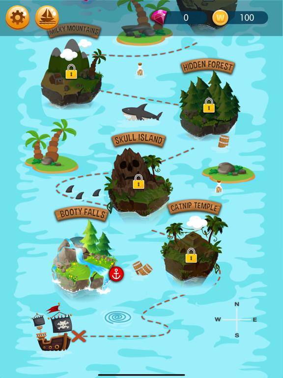Word Pirates: Word Search Game screenshot 10