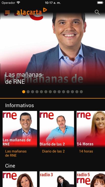 RTVE alacarta screenshot-3