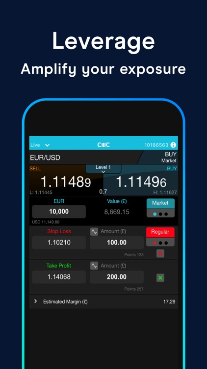 CMC Trading: Spread Bet & CFDs