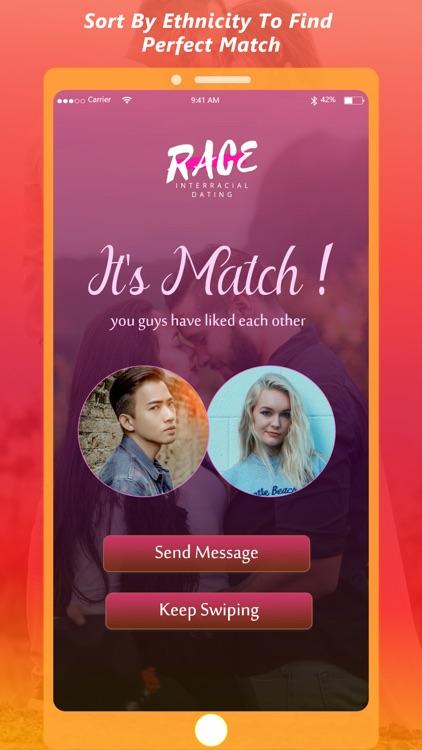 Race – Interracial Dating App screenshot-3