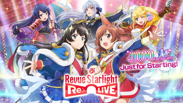 Revue Starlight Re LIVE
